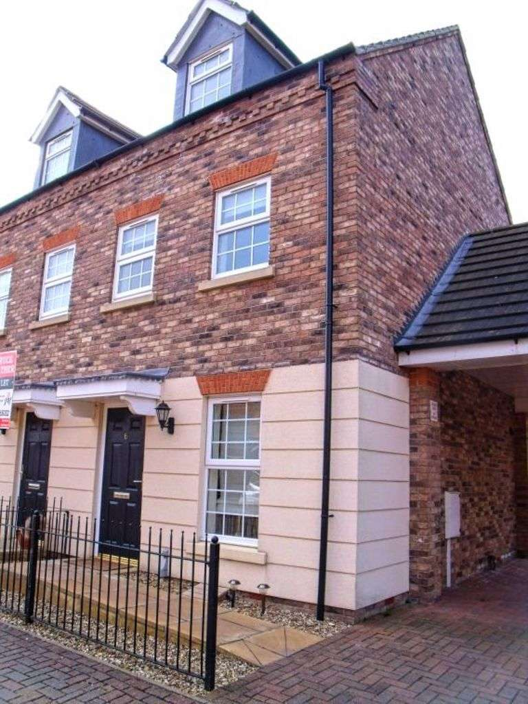 3 Bedrooms House for rent in ST HELENA DRIVE, SPALDING