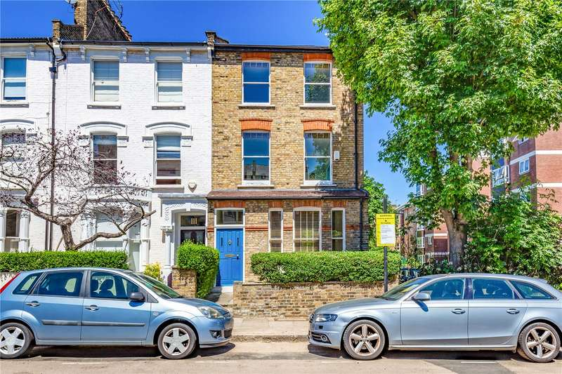4 Bedrooms End Of Terrace House for sale in Balfour Road, London, N5
