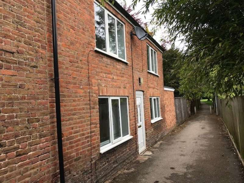 2 Bedrooms Terraced House for sale in 7 Cinder Ash Lane, London Road, Long Sutton, Spalding, Lincolnshire