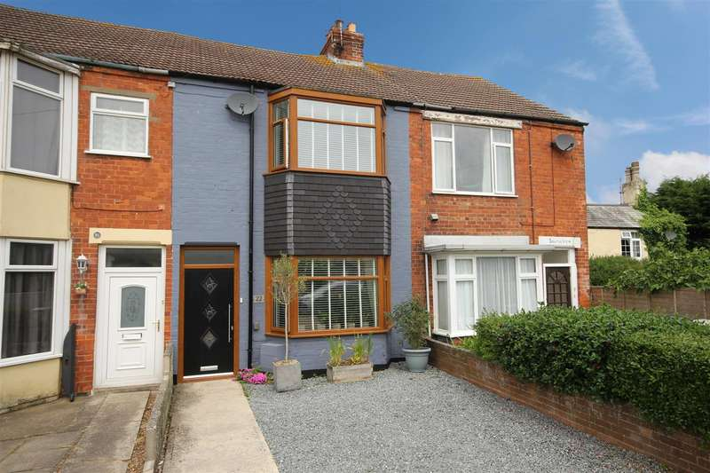 4 Bedrooms Terraced House for sale in Station Road, Sutton-On-Sea