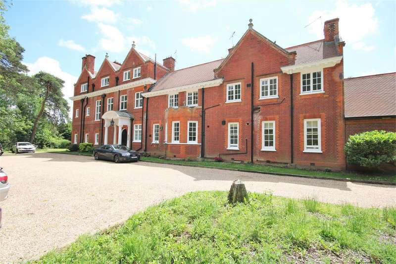 1 Bedroom Apartment Flat for sale in Dedworth Manor, Thames Mead, Windsor
