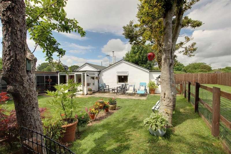 1 Bedroom Detached Bungalow for sale in Hardings Lane, Partney, Spilsby
