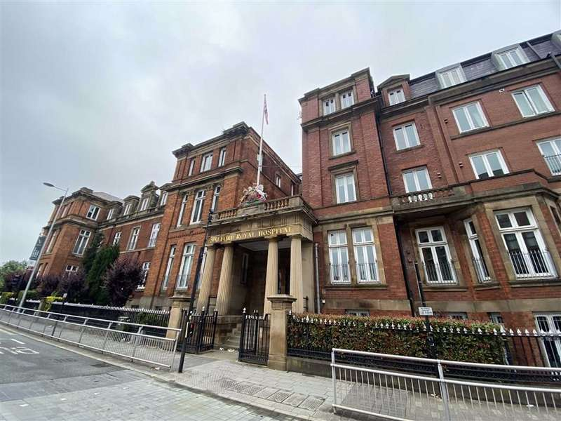2 Bedrooms Apartment Flat for sale in The Royal, Wilton Place, Salford