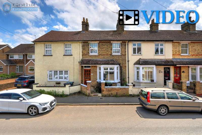 3 Bedrooms Terraced House for sale in Hitchin Road, Arlesey, SG15 6RR
