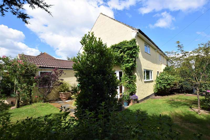 4 Bedrooms Semi Detached House for sale in Hardwick Road, Pill.