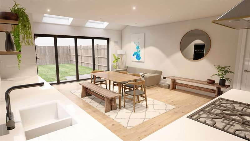 4 Bedrooms Semi Detached House for sale in Dryleaze Court, Wotton-under-Edge, GL12