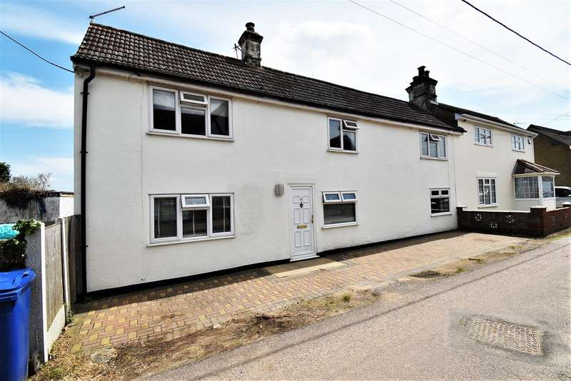 4 Bedrooms Cottage House for sale in Sandy Lane, Chadwell St.Mary