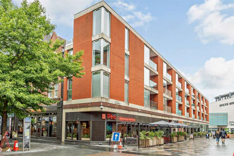2 Bedrooms Apartment Flat for sale in The Bar, 8 Shires Lane, Leicester