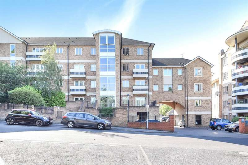 2 Bedrooms Apartment Flat for sale in Branagh Court, Reading, Berkshire, RG30
