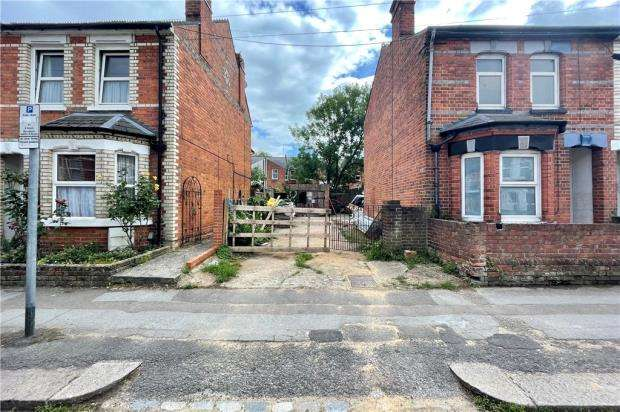 Land Commercial for sale in Norfolk Road, Reading, Berkshire