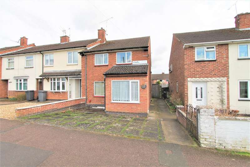 3 Bedrooms Town House for sale in Bowhill Grove, Thurnby Lodge, Leicester LE5