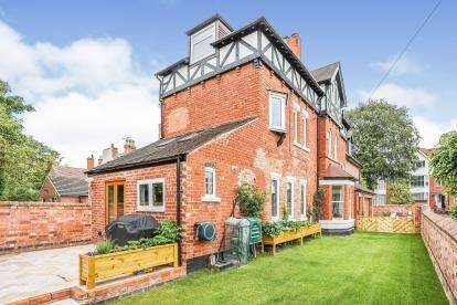 5 Bedrooms Detached House for sale in Victoria Road, West Bridgford, Nottingham, Nottinghamshire