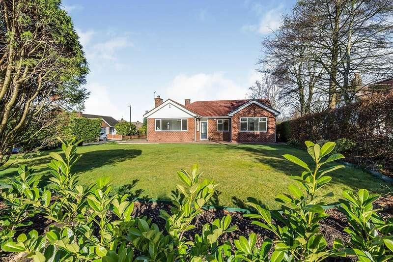 3 Bedrooms Detached Bungalow for sale in Lancaster Lane, Leyland, PR25