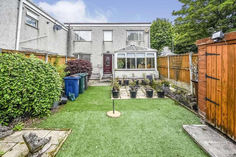 3 Bedrooms Terraced House for sale in Fairstead, Skelmersdale, WN8