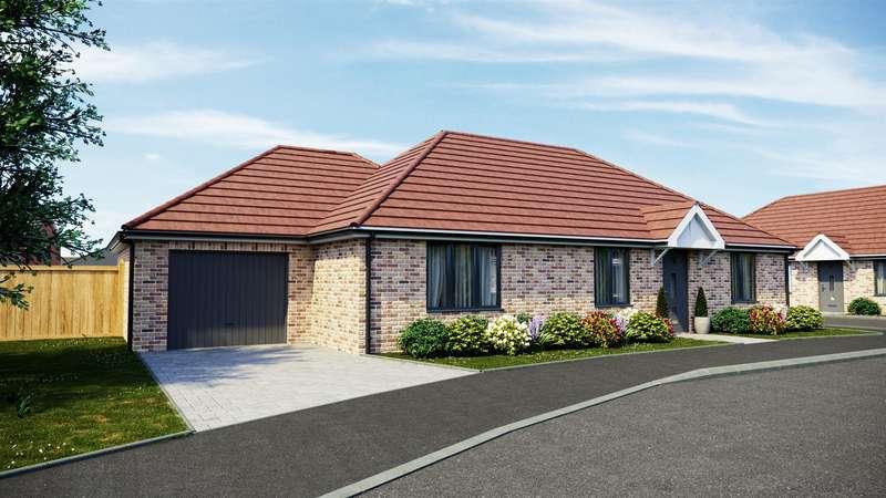 3 Bedrooms Detached Bungalow for sale in Hillside Mews, St Osyth