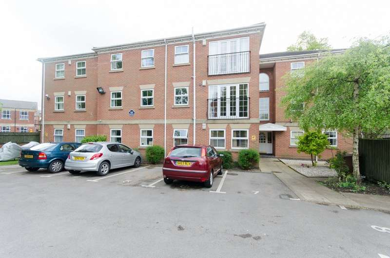 2 Bedrooms Property for sale in Queens Park Court, London Road, Hinckley LE10