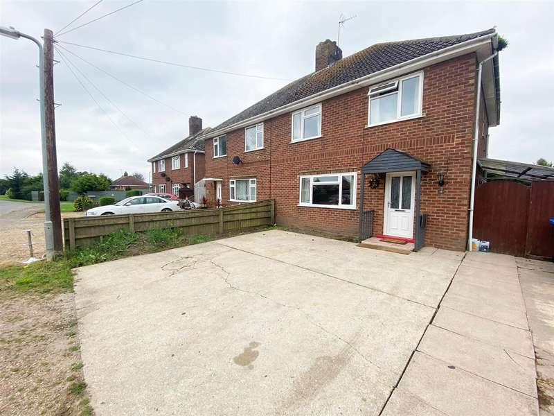 4 Bedrooms Semi Detached House for sale in Caleb Hill Road, Old Leake, Boston