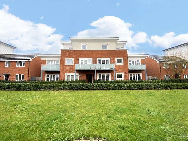 1 Bedroom Apartment Flat for sale in Palmerston House, 3 Aran Walk, Reading, Berkshire, RG2