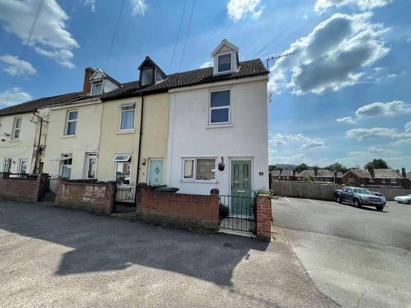 3 Bedrooms End Of Terrace House for sale in Newton Avenue, Coney Hill, Gloucester, GL4