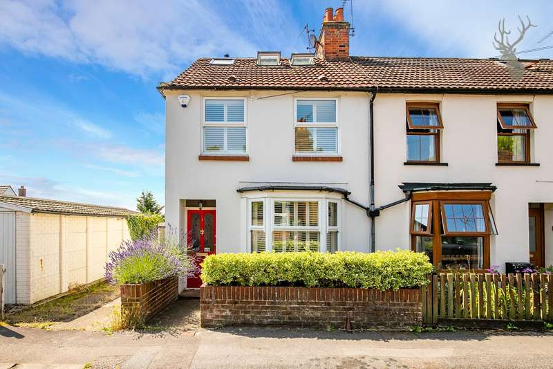 4 Bedrooms End Of Terrace House for sale in Bower Vale, Epping