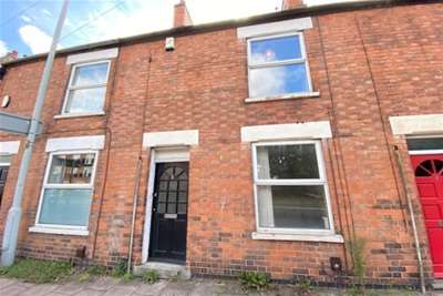 3 Bedrooms Terraced House for rent in King Street, Loughborough, LE11 1SB
