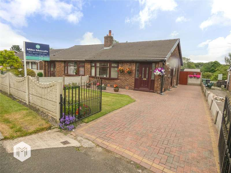 2 Bedrooms Semi Detached Bungalow for sale in Westleigh Lane, Leigh, WN7