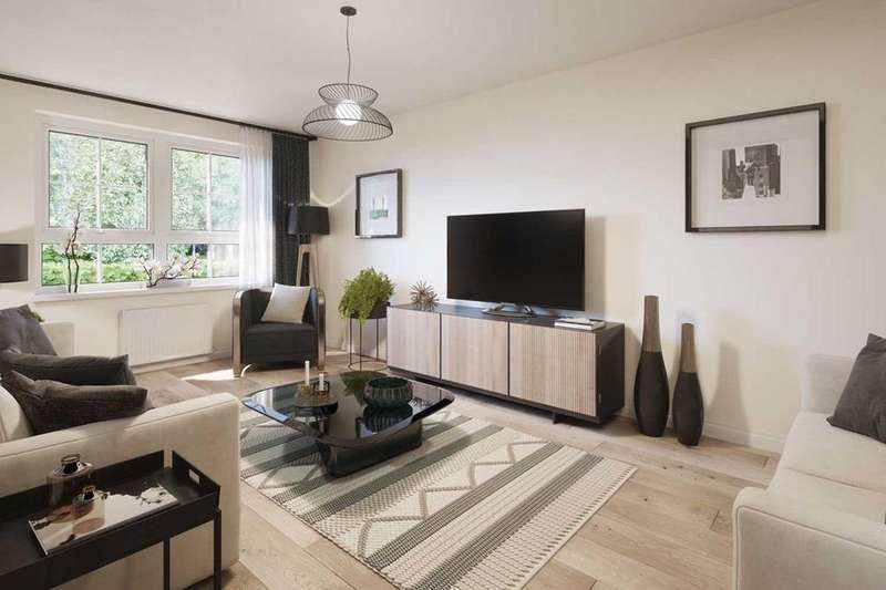 4 Bedrooms House for sale in Ascot, Barratt Homes at Bourne, Haydock Park Drive, Bourne, BOURNE, PE10 0WJ