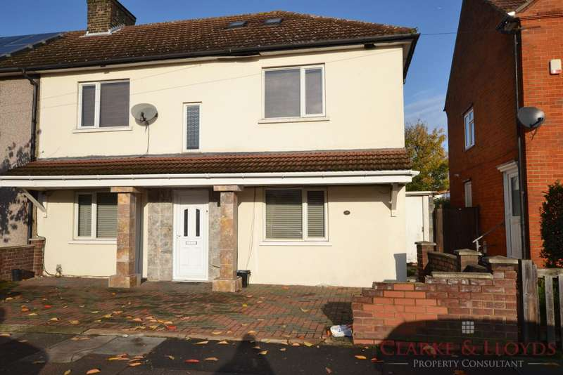 7 Bedrooms End Of Terrace House for sale in DAGENHAM, RM8