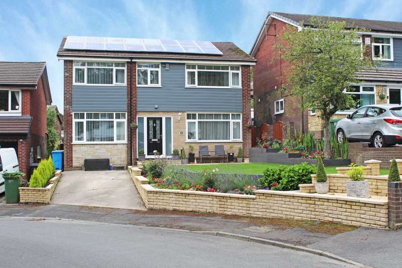 4 Bedrooms Detached House for sale in Cemetery Road, Royton