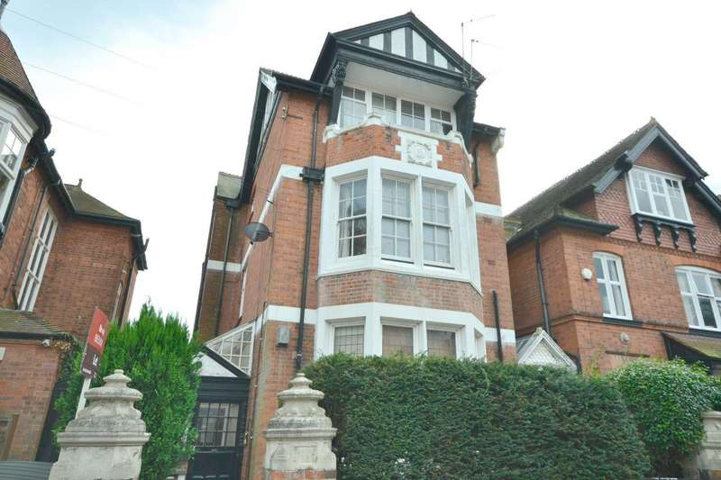 8 Bedrooms Detached House for sale in Stoneygate