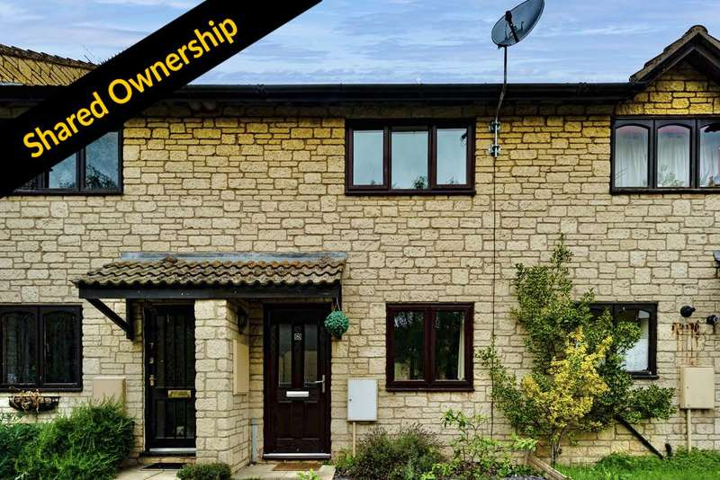 2 Bedrooms Terraced House for sale in Castle GardensStation Road