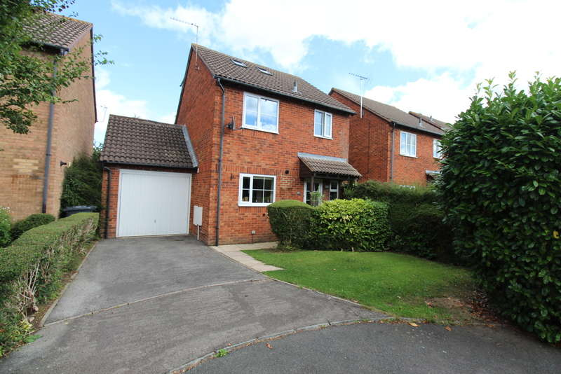4 Bedrooms Detached House for sale in Claudians Close, Gloucester, GL4