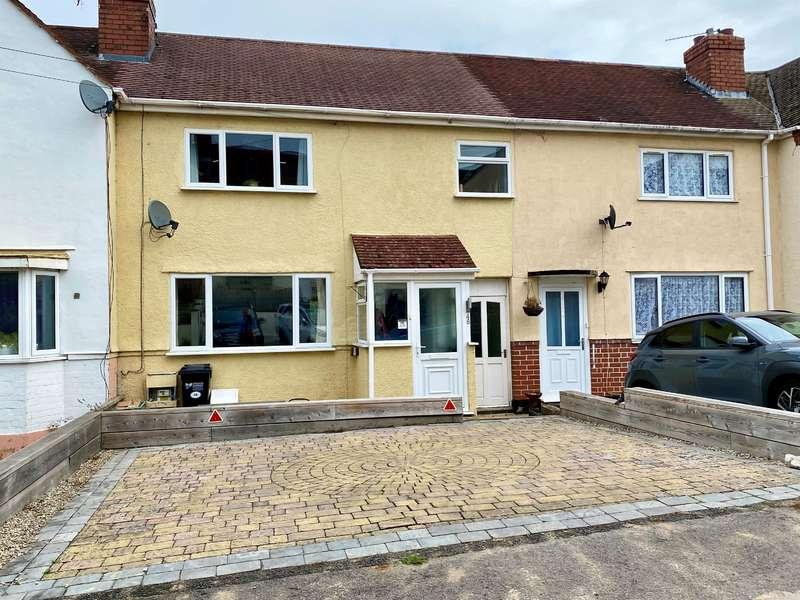 3 Bedrooms Terraced House for sale in Rosebery Park, Dursley, GL11 4NS