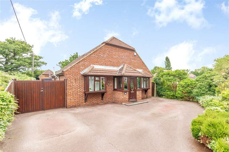 4 Bedrooms Detached Bungalow for sale in Southbourne Grove, Wickford, SS12