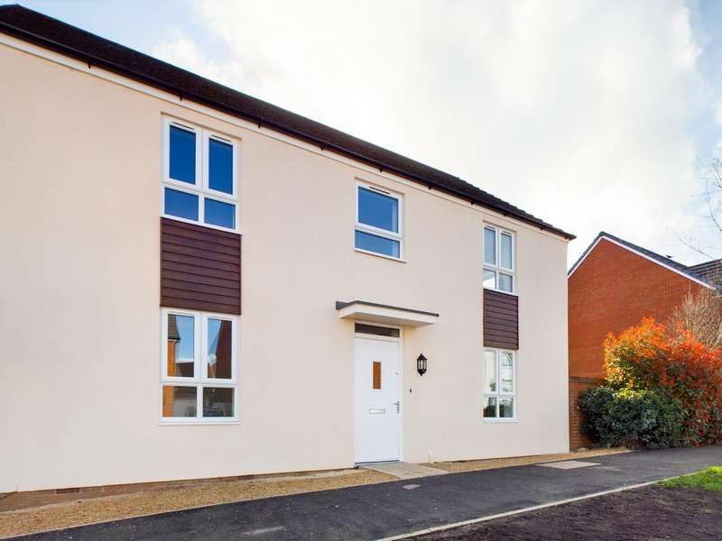4 Bedrooms Detached House for sale in Chessel Drive, Patchway, Bristol