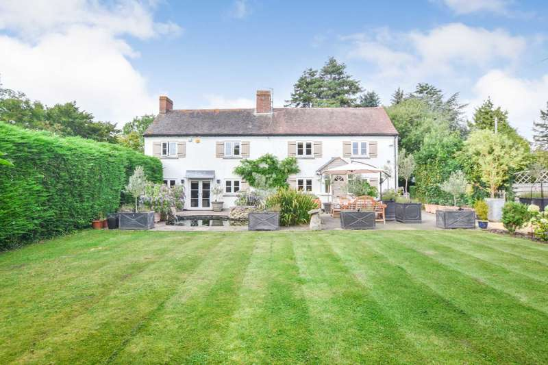 3 Bedrooms Detached House for sale in Bredon`s Hardwick, Tewkesbury, Gloucestershire