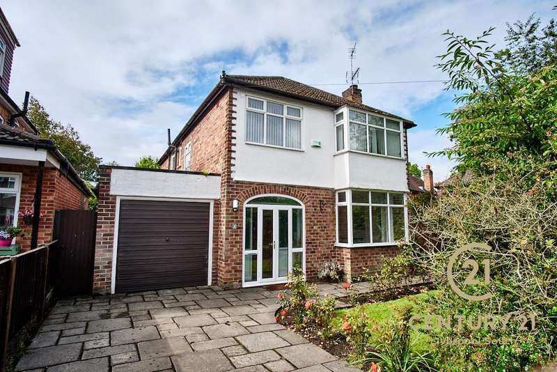 4 Bedrooms Detached House for sale in 2 Cooper Close LIVERPOOL L193PP