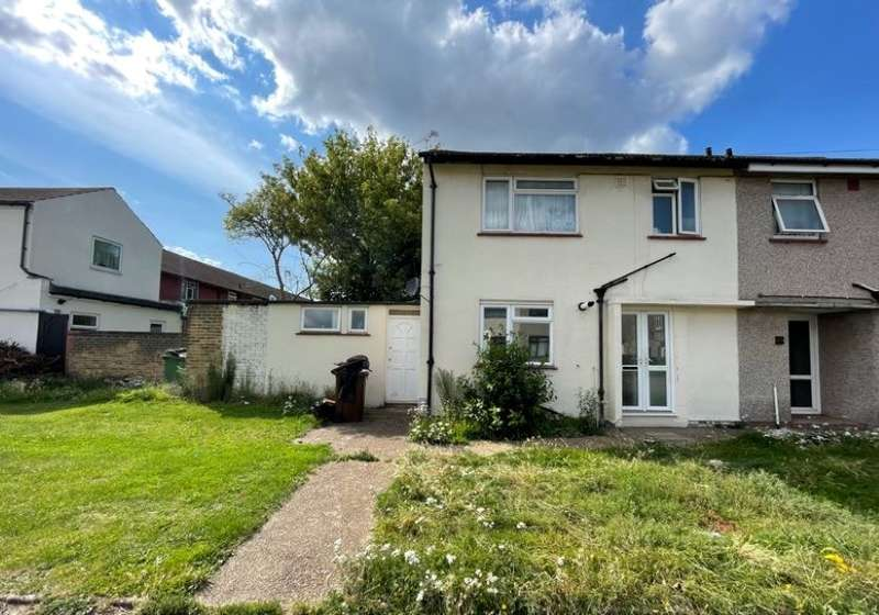 8 Bedrooms End Of Terrace House for sale in 1 Listowel Road, Dagenham, Essex, RM10 7QL