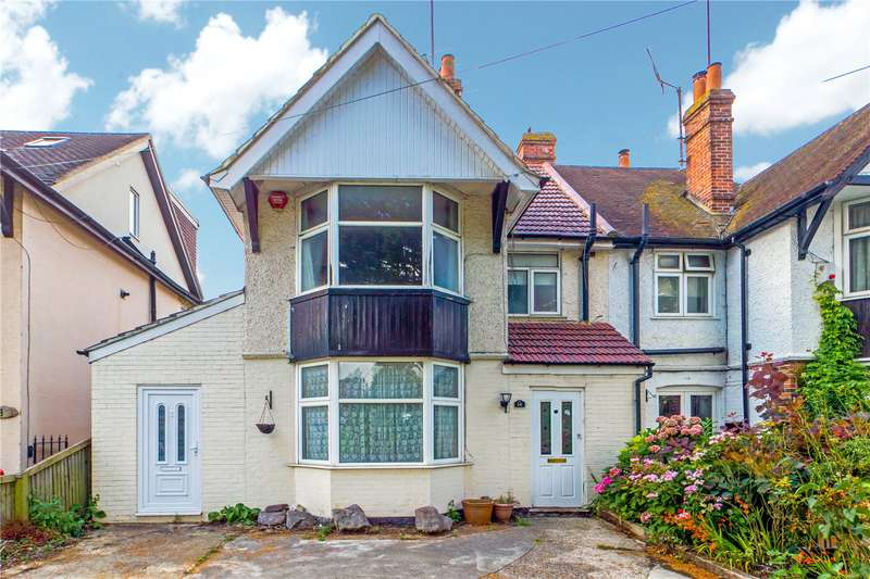 4 Bedrooms Semi Detached House for sale in Water Road, Reading, RG30