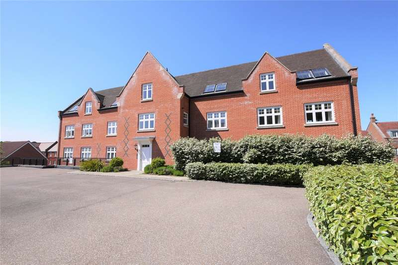 2 Bedrooms Apartment Flat for sale in The Galleries, Warley, Brentwood, CM14