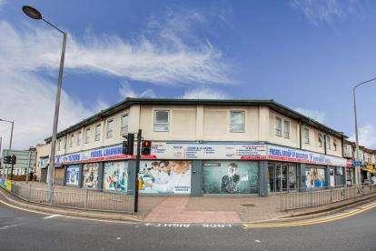 1 Bedroom Flat for sale in Fanshawe Avenue, Barking, Essex