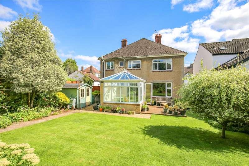 2 Bedrooms Property for sale in Reedley Road, Westbury-On-Trym, Bristol BS9