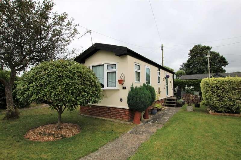 1 Bedroom Mobile Home for sale in Willows Riverside Park, Windsor