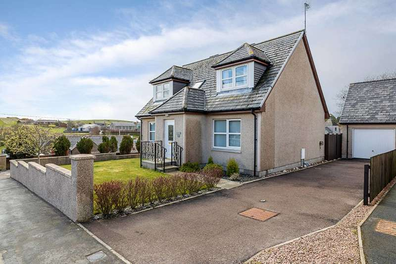 3 Bedrooms Detached House for sale in Hatton Farm Road, Hatton, Peterhead, AB42 0LL