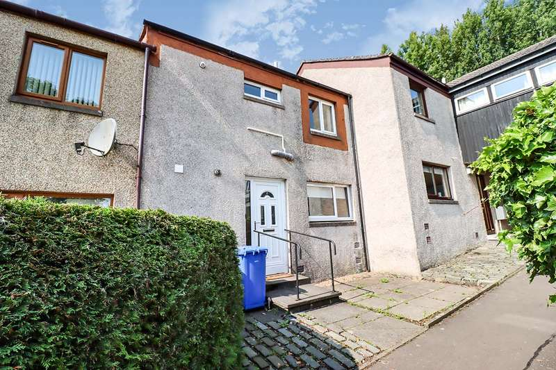 2 Bedrooms House for sale in Inveraray Avenue, Glenrothes, KY7
