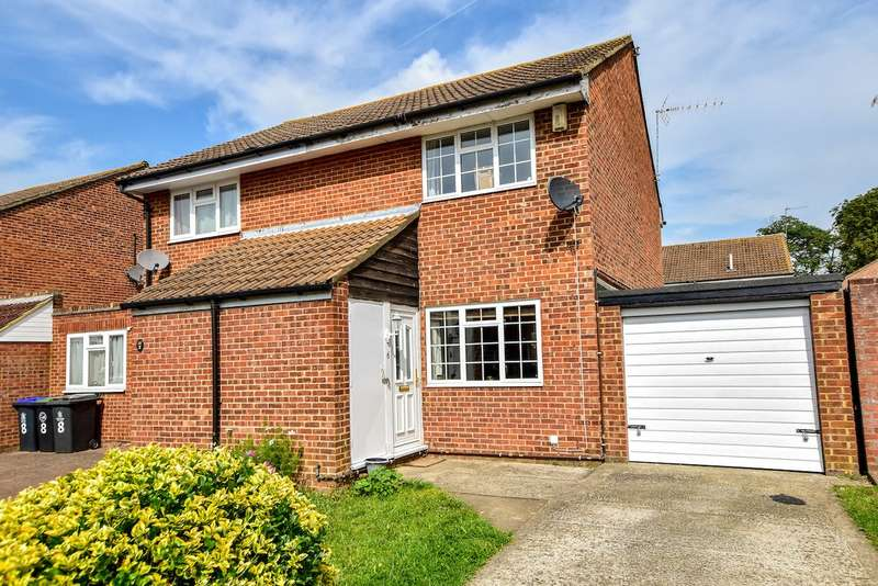 3 Bedrooms Semi Detached House for sale in Blinco Lane, George Green, Slough, SL3