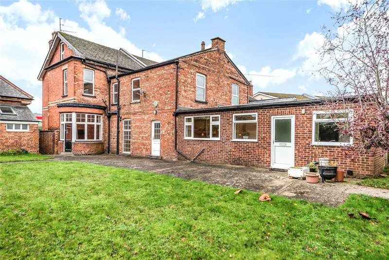 5 Bedrooms Semi Detached House for sale in London Road, Charlton Kings, Cheltenham, Gloucestershire, GL52