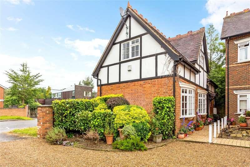 2 Bedrooms Detached House for sale in Boyn Hill Avenue, Maidenhead, Berkshire, SL6