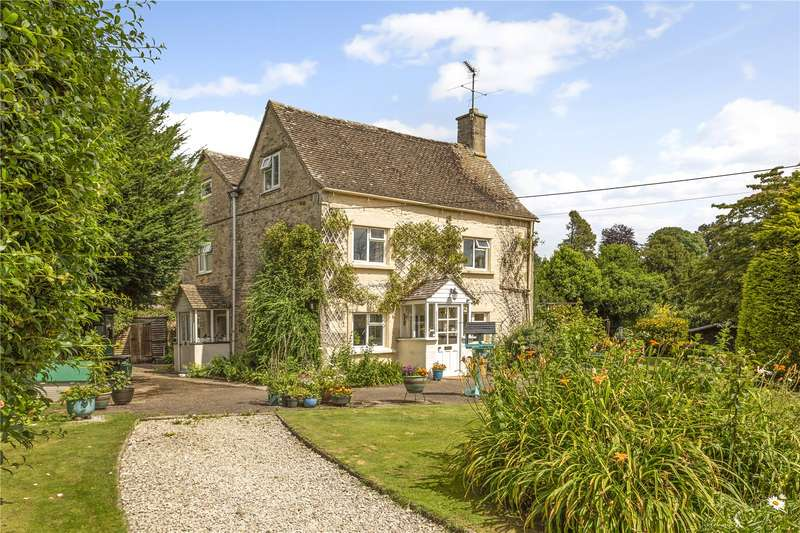 4 Bedrooms Detached House for sale in Box, Stroud, Gloucestershire, GL6
