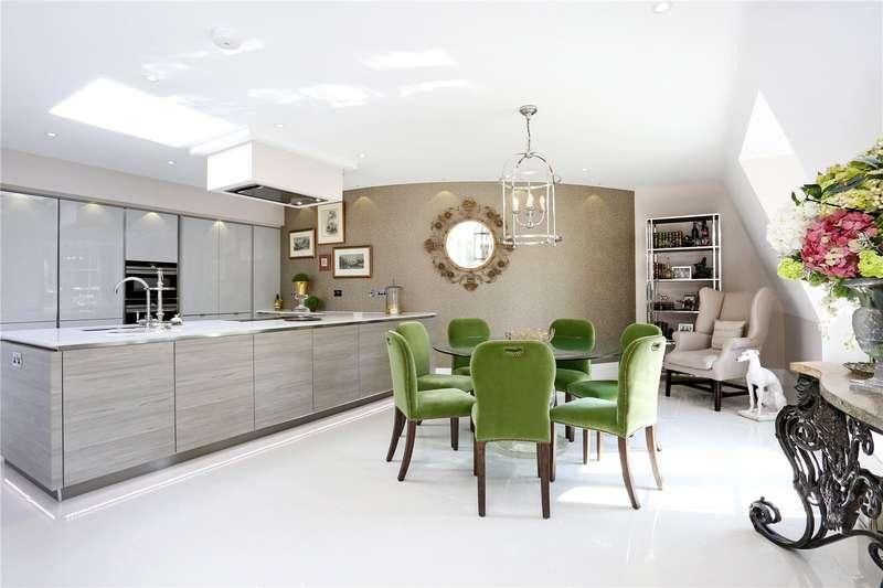 3 Bedrooms Penthouse Flat for sale in Laggan House, Lady Margaret Road, Sunningdale, Berkshire, SL5